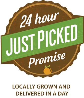 Kings Food Markets' 24 Hour Just Picked Promise. (PRNewsFoto/Kings Food Markets)