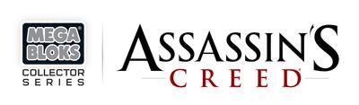 MEGA Brands and Ubisoft(R) announce plans for MEGA BLOKS(R) Assassin's Creed(R) Collector Construction Sets for Fall 2014.  (PRNewsFoto/MEGA Brands)