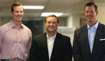 (L to R) Graham McIntosh, Cody Stevens and Colin McIntosh of Promark.