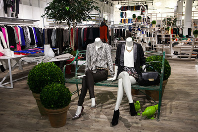 Piperlime Opens First Store In New York's Soho Neighborhood.  (PRNewsFoto/Piperlime)