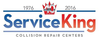 Service King Collision Repair Centers and its teammates conducted vehicle donations to needy families in 15 cities across the country this weekend.
