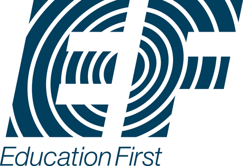 EF Education First logo (PRNewsFoto/EF Education First)