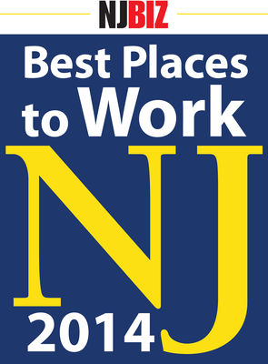 JCPR is celebrating its fourth consecutive NJBIZ Best Places to Work Award. (PRNewsFoto/JCPR)