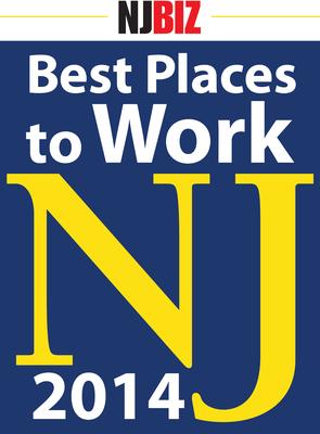 JCPR is celebrating its fourth consecutive NJBIZ Best Places to Work Award. (PRNewsFoto/JCPR)