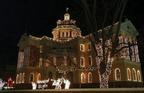 Wonderland of Lights: Flash of Inspiration Still Makes Spirits Bright in Marshall, Texas.  (PRNewsFoto/Marshall Convention & Visitors Bureau)