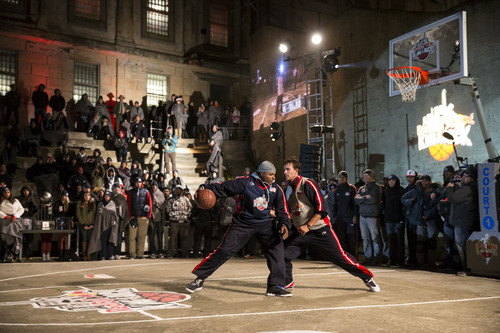 Global Basketball Tournament Returns to 'The Yard' at Alcatraz for Red Bull King of the Rock on