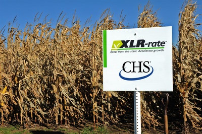 Midwestern test plot trials of CHS XLR-rate(R) starter fertilizer resulted in yield increases of 8- to 14- bushels per acre versus no starter. Starter fertilizer provides the biggest benefits when growers are planting in cold, wet springs, during early or late planting, when soil phosphorus levels are low, and when plants suffer from significant stress such as heat or drought stress.