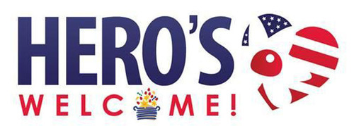 Edible Arrangements Hero's Welcome logo.  (PRNewsFoto/Edible Arrangements)