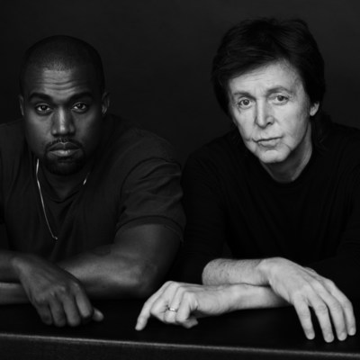 "Kanye West Releases ""Only One,"" First Single From Forthcoming Solo Album & First Reveal Of Several Musical Collaborations With Paul McCartney To Come"