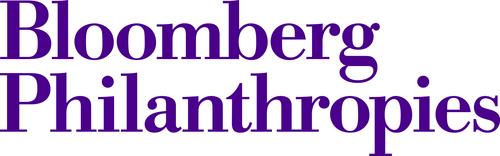 Bloomberg Philanthropies logo (PRNewsFoto/Department of Commerce Office of)