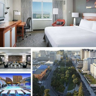 San Jose Marriott is offering a Park, Play, Stay Package that includes complimentary valet parking in addition to deluxe guest accommodations starting at $176 per night Thursday through Sunday with a Friday or Saturday stay required. For information, visit www.SanJoseMarriott.com or call 1-408-280-1300.