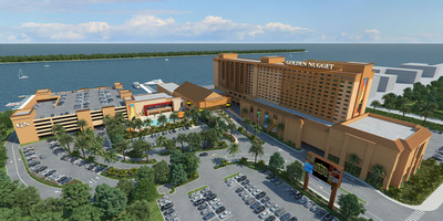 Fertitta Acquires Biloxi Casino - Transforms into Golden Nugget.  (PRNewsFoto/Golden Nugget)