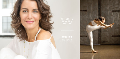 WHITE BY LOLE COLLECTION.  (PRNewsFoto/Lole)