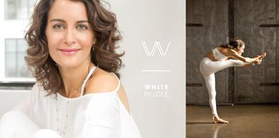 WHITE BY LOLE COLLECTION. (PRNewsFoto/Lole) (PRNewsFoto/LOLE)