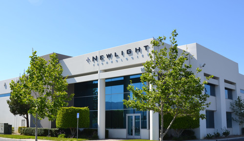 Newlight Expands Production Capacity for Sustainable Bioplastics Made From Greenhouse Gases