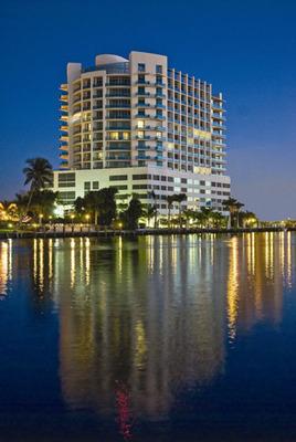 il Lugano Hotel, Fort Lauderdale, Florida.  (PRNewsFoto/il Lugano hotel)
