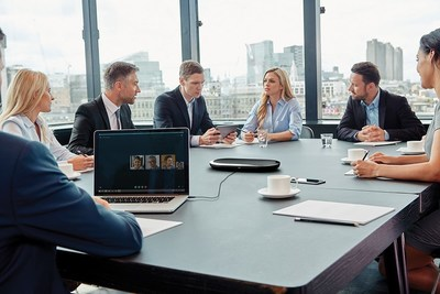 Jabra Expands SPEAK Series with New Conference Speakerphone; Adds Ease of Use to Conference Calls and Simplicity to Collaboration