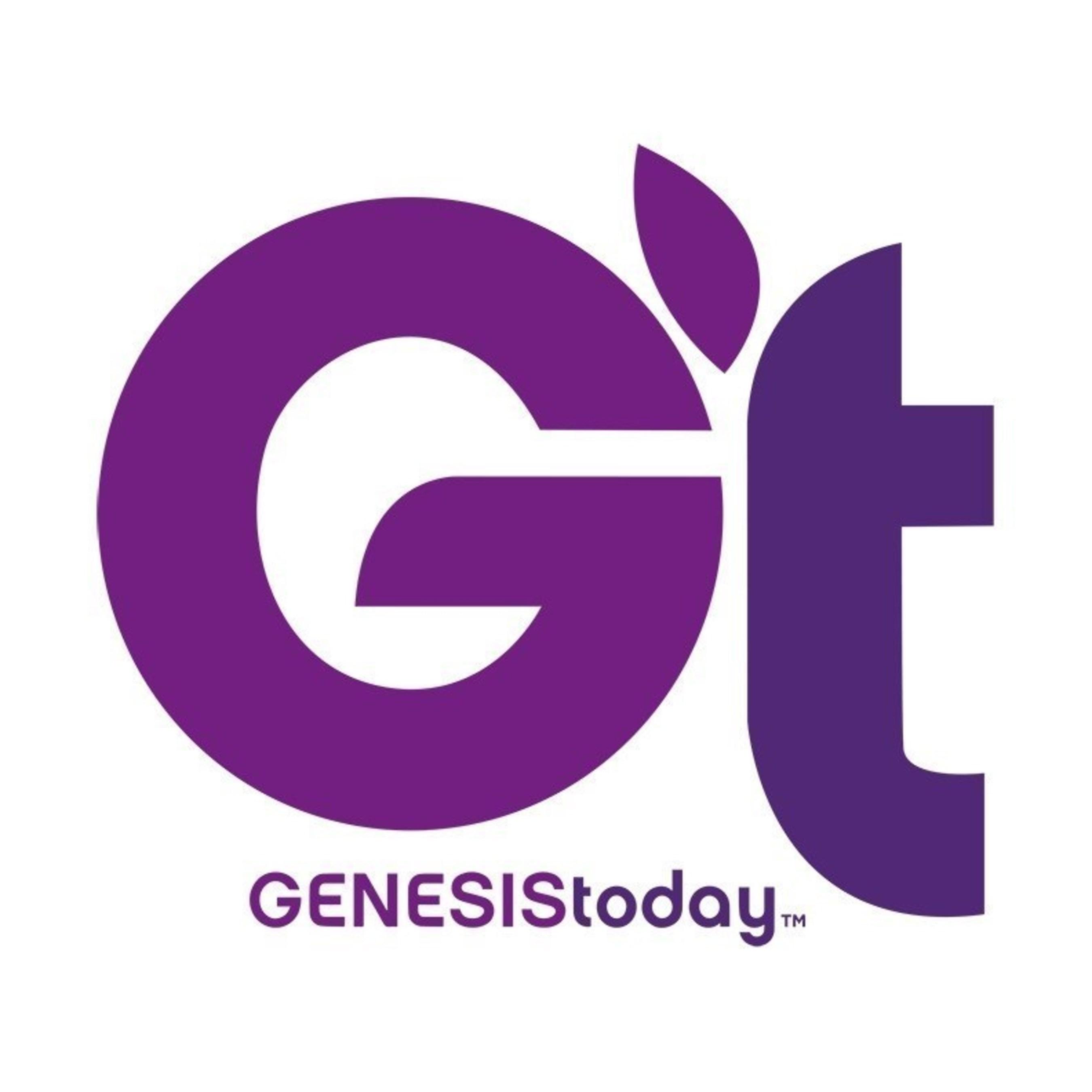 Genesis Today logo.