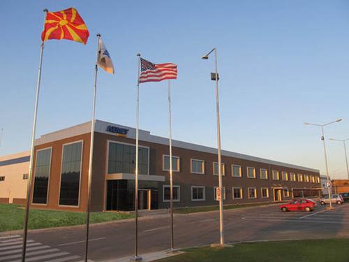 KEMET inaugure une nouvelle usine de production en Macédoine