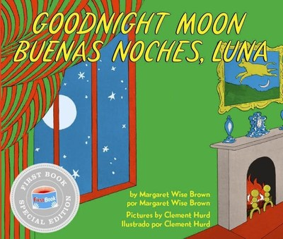 First Book and HarperCollins Children's Books today introduced the first-ever bilingual edition of the iconic children's book, Goodnight Moon. The creation of Goodnight Moon/Buenas Noches, Luna is part of First Book's Stories for All Project, an effort to increase the diversity in children's books. The initiative is making classic children's books and books featuring diverse characters, authors and illustrators more accessible to children in need, and, in the process, helping to demonstrate the growing market for culturally diverse books.