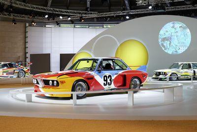 BMW Celebrates 40 Years of BMW Art Cars