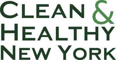 Promoting safer chemicals, a sustainable economy, and a healthier world.  (PRNewsFoto/Clean and Healthy New York, Inc.)