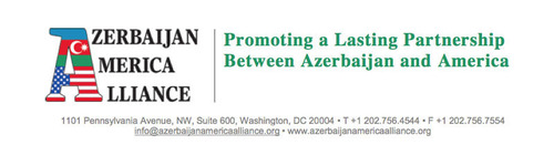 Azerbaijan America Alliance (PRNewsFoto/Azerbaijan America Alliance) (PRNewsFoto/AZERBAIJAN AMERICA ALLIANCE)
