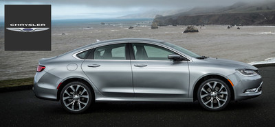 The 2015 Chrysler 200 at Barkau Automotive offers a sleek, sporty family sedan to Stockton-area drivers. (PRNewsFoto/Barkau Automotive)