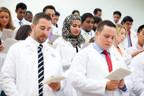 SGU Class of 2018 (PRNewsFoto/St. George's University)