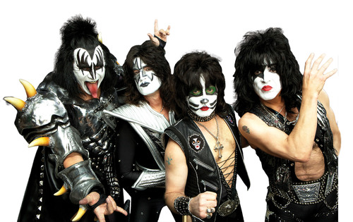 KISS AND DEF LEPPARD ANNOUNCE SUMMER TOUR.  (PRNewsFoto/Live Nation Entertainment)
