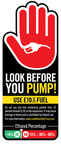 Consumers cautioned to 'Look Before You Pump' at Gas Stations. The ethanol education and consumer protection campaign from the Outdoor Power Equipment Institute (OPEI) reminds consumers that it is harmful and illegal to use higher than 10 percent ethanol gas in any outdoor power equipment, such as mowers, chain saws, snow throwers, UTVs, generators and other small engine products. OPEI recently wrote a letter to the EPA expressing significant concerns about the expansion of E15 in the marketplace. Get more information at www.LookBeforeYouPump.com.