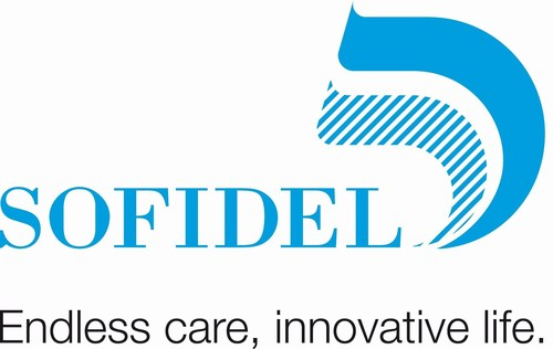 Wisconsin. Sofidel Group logo (PRNewsFoto/Sofidel Press Office) (PRNewsFoto/Sofidel Press Office)