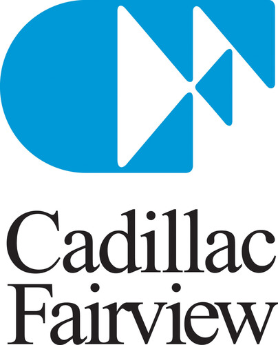 Cadillac Fairview logo.  (PRNewsFoto/Nordstrom, Inc.)
