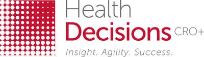 Health Decisions CRO+ (PRNewsFoto/Health Decisions)