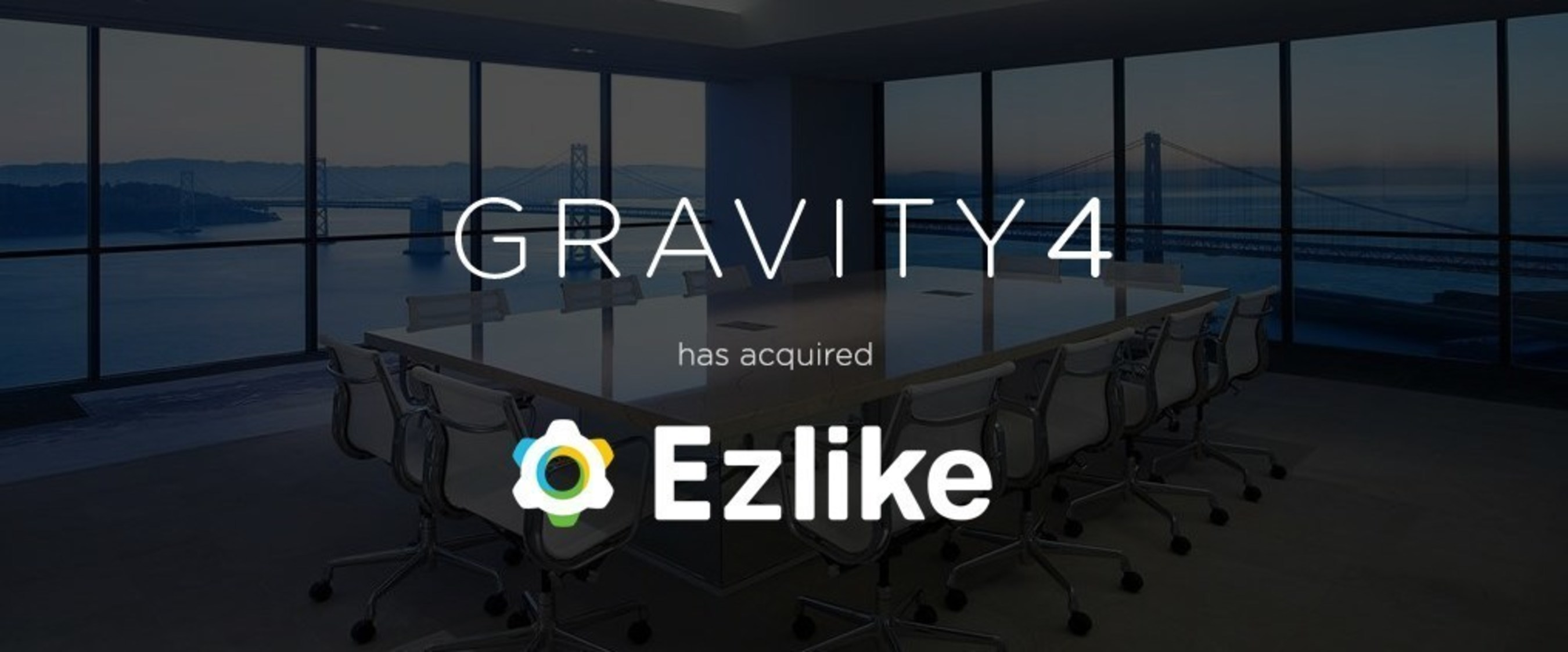 Gravity4 Acquires Ezlike