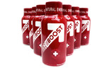 EBOOST Super Berry Liquid Energy Shot.  (PRNewsFoto/EBOOST)