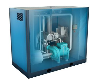 Tamturbo's oil-free air turbo compressor will make a revolution in the compressed air markets by bringing significant electricity and maintenance savings for the end user over the life cycle of the compressor. (PRNewsFoto/Tamturbo Oy)