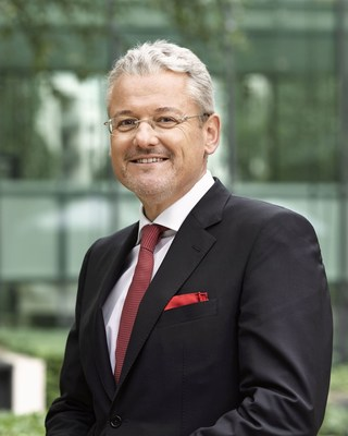 Markus Sieger, new CEO of Polpharma, a leading Polish pharmaceutical producer operating across Europe, the Caucasus and Central Asia. (PRNewsFoto/Polpharma SA)