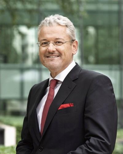 Markus Sieger, new CEO of Polpharma, a leading Polish pharmaceutical producer operating across Europe, the Caucasus and Central Asia. (PRNewsFoto/Polpharma SA)