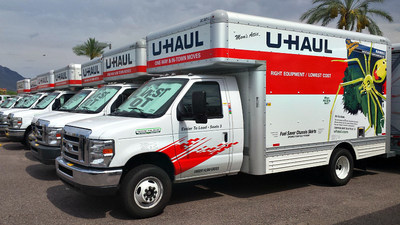 The southeastern corridor to Las Vegas isn't just a region you drive through. It's the place you park and unpack. Henderson ranks No. 7 among the U-Haul Top 10 U.S. Growth Cities for 2015. Growth rankings are determined by the net gain of incoming one-way U-Haul truck rentals versus outgoing rentals for the past calendar year.