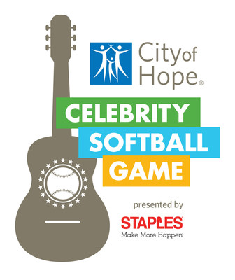 The 26th annual Celebrity Softball Game, benefiting City of Hope, to be held June 7 at new First Tennessee Park in Nashville.