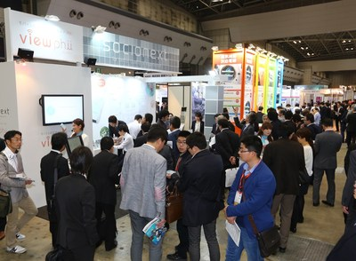 Floor image from MEDTEC Japan 2015