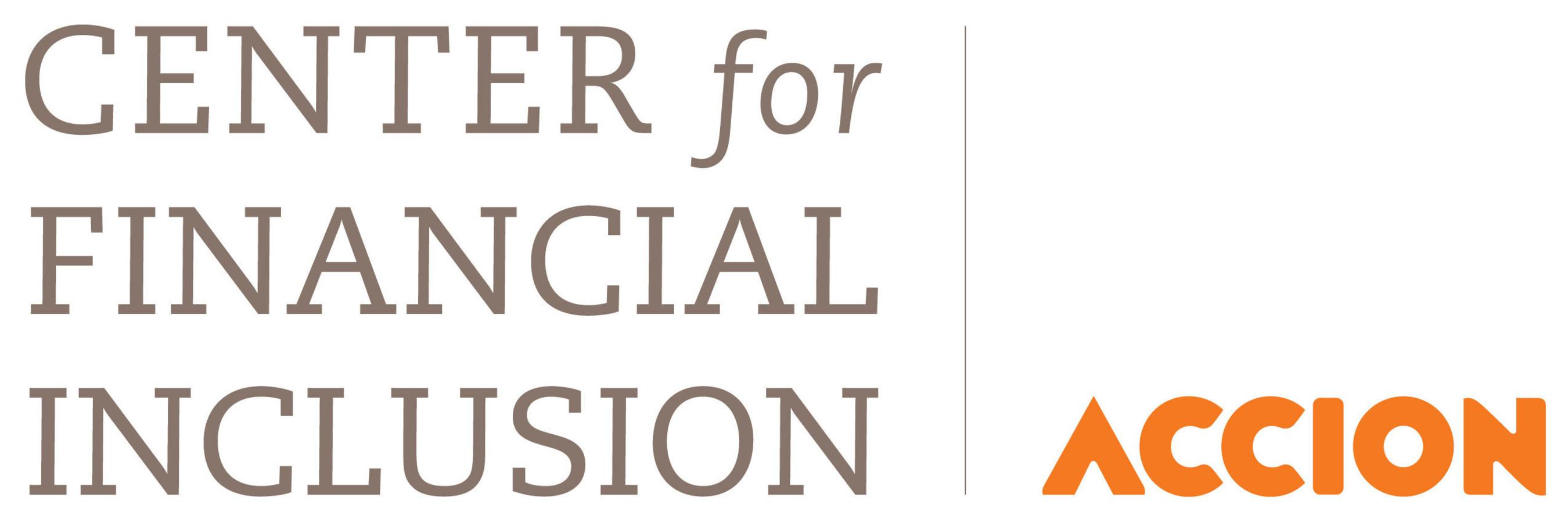 The Center for Financial Inclusion at Accion. (PRNewsFoto/Center for Financial Inclusion at Accion) (PRNewsFoto/)