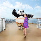 Royal Caribbean Expands Impressive Array Of Entertainment On Anthem of the Seas With DreamWorks Experience