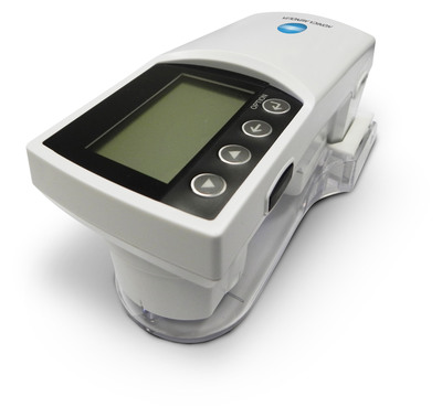 Konica Minolta Sensing FD-7 Spectrodensitometer.  (PRNewsFoto/Konica Minolta Sensing Americas, Inc.)