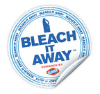 Clorox(r) Bleach It Away(TM).  (PRNewsFoto/The Clorox Company)