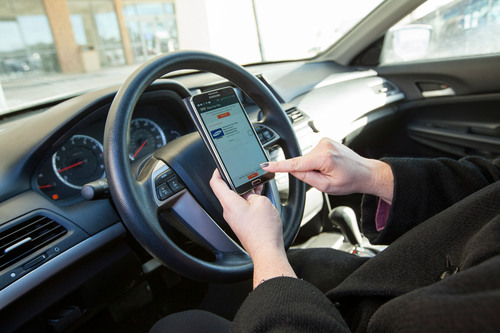 Sears new In-Vehicle Pickup feature on its Shop Your Way mobile app allows Shop Your Way members to pick up ...