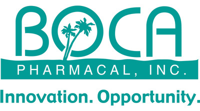 Boca Pharmacal logo.  (PRNewsFoto/Boca Pharmacal, Inc.)