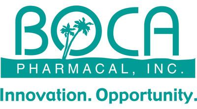 Boca Pharmacal logo.  (PRNewsFoto/Boca Pharmacal, Inc.)