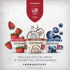 """Chobani ad creative will adorn the tagline, """"you can only be great if you're full of goodness,"""" a direct quote and practiced mantra of Chobani founder and CEO, Hamdi Ulukaya."""